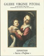 Les aspects de la femme à travers la peinture italienne du 15e au 18e siècle