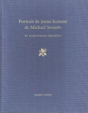 Portrait de jeune homme de Michael Sweerts et acquisitions récentes Canesso