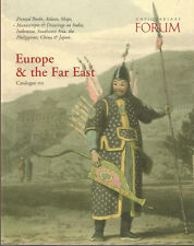 Europe & the Far East Printed Books, Atlases, Manuscripts & Drawings on India…