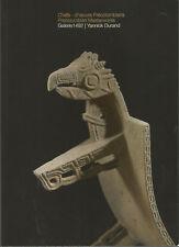 Galerie 1492, Chefs-d'oeuvre précolombiens, catalogue bilingue 2014