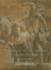 The Jeffrey E. Horwitz Collection of Italian Drawings, Sotheby's 23 january 2008