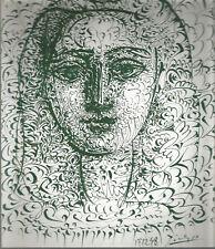 Picasso, Voyage au bout du tracé, galerie Boulakia 2011