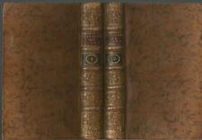 Abbé de Vertot, Histoire des révolutions de Suède, 1768, en reliure d'époque