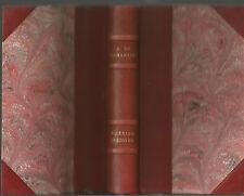 Lamartine,Poésies inédites, Lemerre, 1886, bien relié