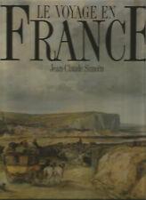 Le Voyage en France, Jean-Claude Simoën, coffret 2 volumes