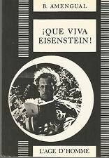 Que viva Eisenstein !, Barthélémy Amengual