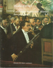 Musée d'Orsay Catalogue sommaire illustré des peintures en 2 volumes