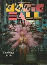 Histoire mondiale du Music-Hall, Dominique Jando