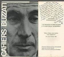 Cahiers Buzzati n° 4