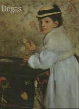 Degas, Galeries nationales du Grand Palais, 9 février – 16 mai 1988