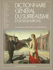 Dictionnaire général du surréalisme et de ses environs