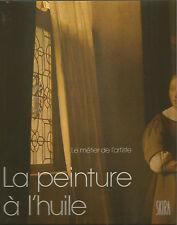 La peinture à l'huile, Jean-Luc Daval, Skira, Le Métier de l'artiste