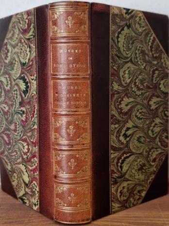 Lord Byron, Heures d'oisiveté, Childe Harold