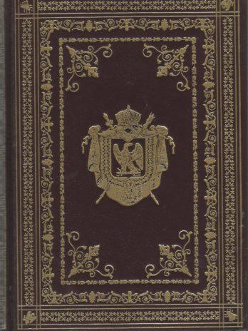 Napoléon prisonnier vu par les Anglais, J. de Mougins-Roquefort