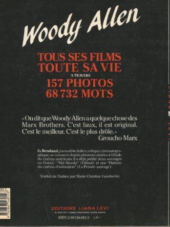 Woody Allen, par Giannalberto Bendazzi