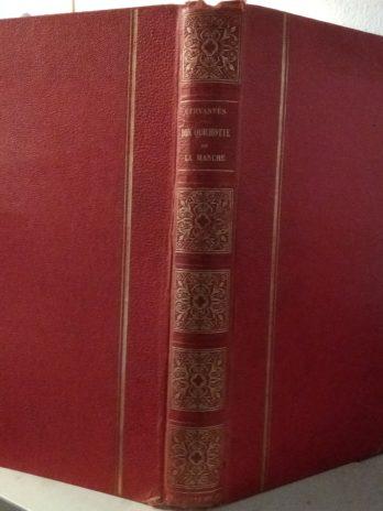 Cervantes, Don Quichotte de la Manche, édition abrégée, illustrations de Gustave Doré