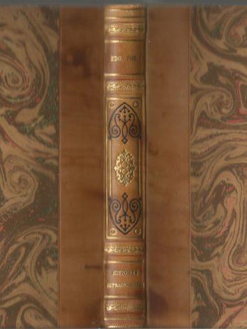 Edgar Poe, Histoires extraordinaires. Préface et traduction de Charles Baudelaire