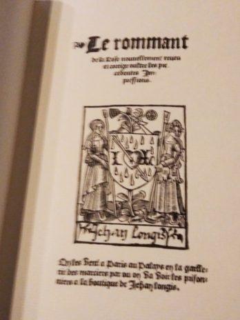 Le Roman de la Rose, Jean de Bonnot