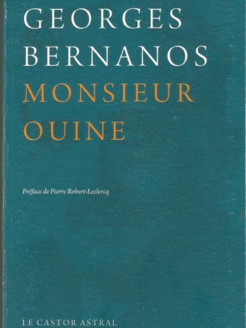 Monsieur Ouine, Georges Bernanos