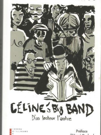 Céline's Big Band. D'un lecteur l'autre, Émeric Cian-Grangé