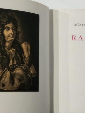 Théâtre complet de Racine. Illustrations de Mariano Andreu