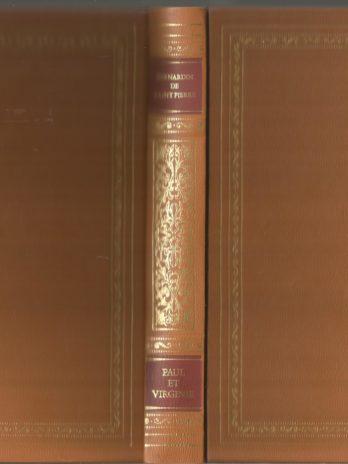 Bernardin de Saint-Pierre, Paul et Virginie