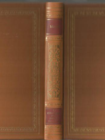 Alfred de Musset, La Confession d'un enfant du siècle
