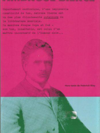 Ambrose Bierce, La rivière du hibou et autres contes