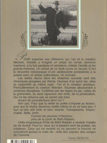 Alexandre Vialatte, La porte de Bath-Rabbim